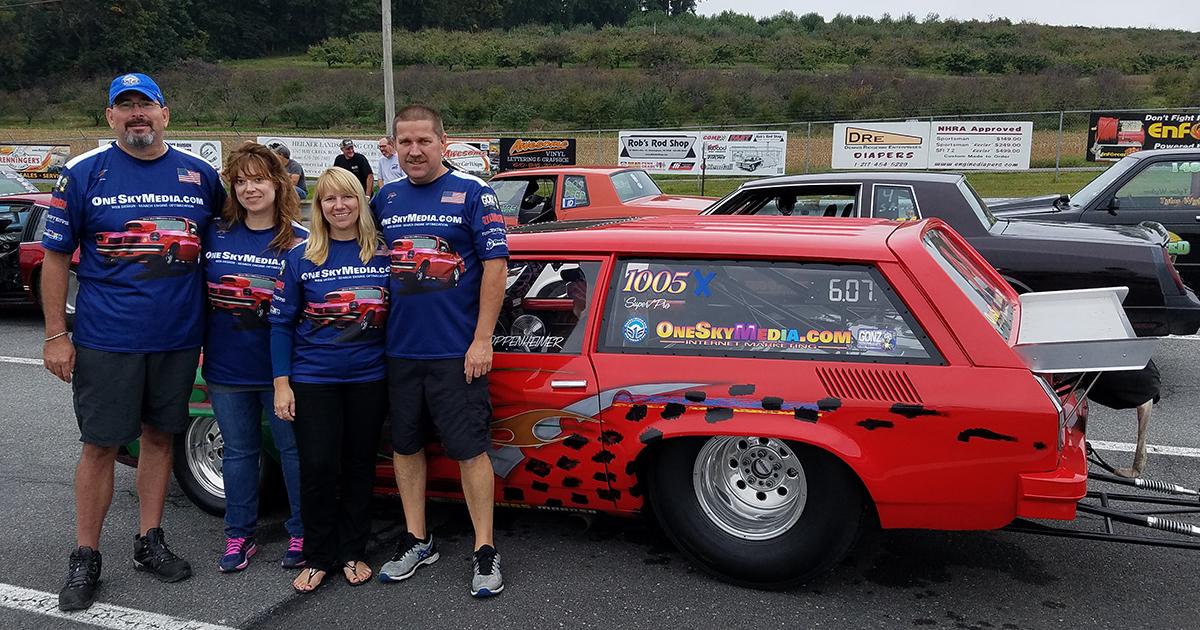 Wave One Sports Sublimated Shirts make Winners Circle at Sundays' $7.5K Door Wars Race!
