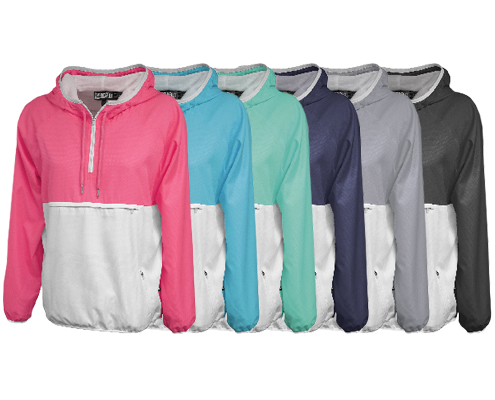 Pennant Women's Colorblock Anorak