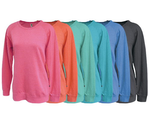 Pennant Women's Sahara Fleece Crewneck
