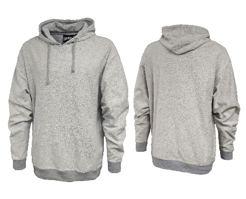 Pennant Inside-Out Hoodie