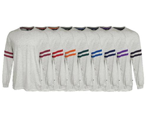 Pennant Vintage Stripe Jersey