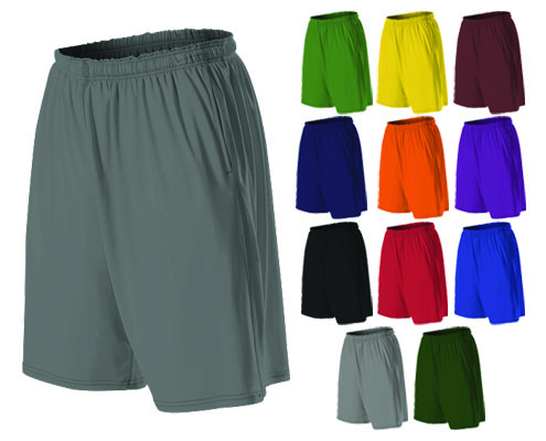 Alleson Training Short with Pockets