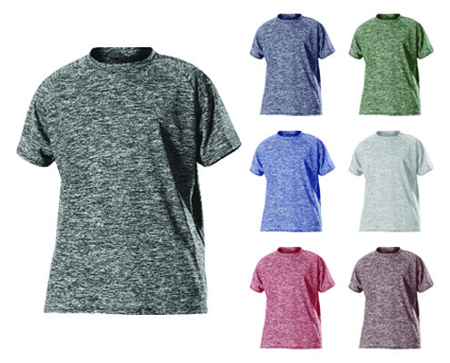 Alleson Ripple Tech Short Sleeve Tshirt