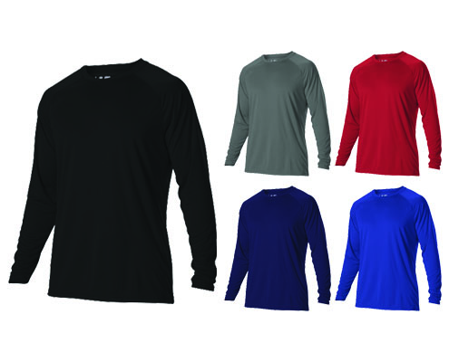 Alleson Long Sleeve Tech Tee