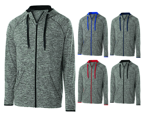Holloway Force Full Zip Hoodie