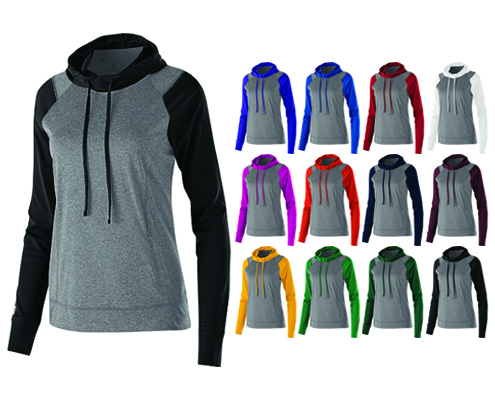 Holloway Women's Echo Hoodie
