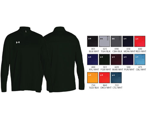 UA Locker 1/4 Zip