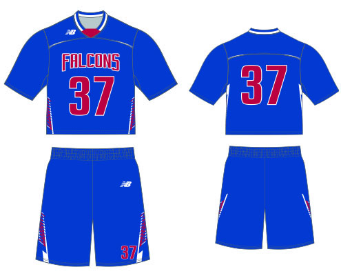 New Balance Defender Sublimated Uniform