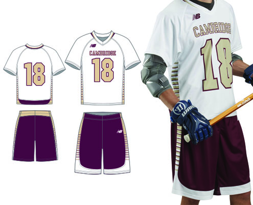 New Balance Prime Sublimated Uniform
