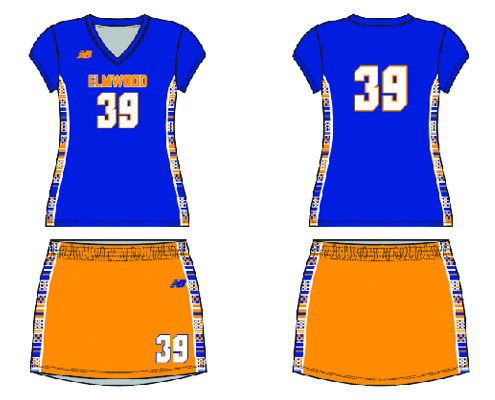 New Balance Women's Inserts Sublimated Uniform
