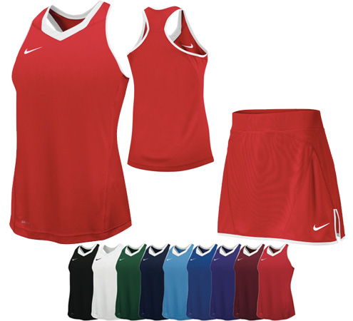 Nike Women's Cutback Racerback Stock Jersey and Kilt
