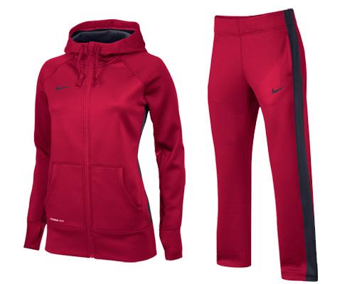 Nike Women's KO Full Zip Hoody and Pant