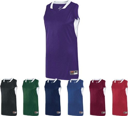 Nike Women's Sleeveless Stock Game Jersey