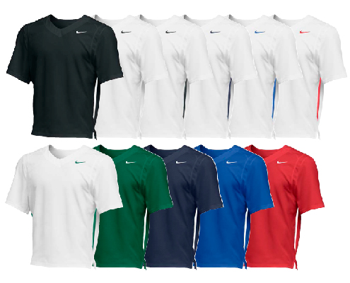 Nike Stock Untouchable Speed S/S Jersey