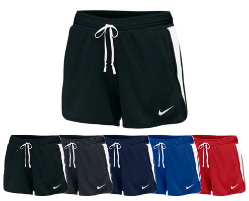 Nike Women's Dry Infknit Mid Pocket Short