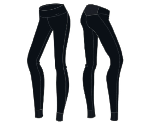 Nike Women's Power Legend Tight
