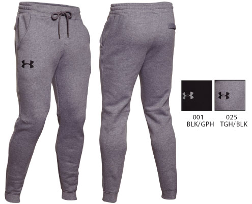 UA Rival Cotton Jogger