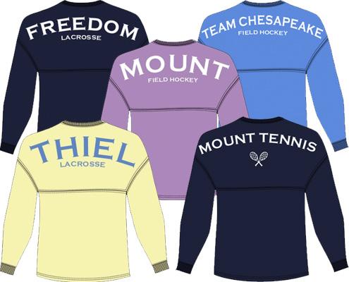 Team Spirit Jersey