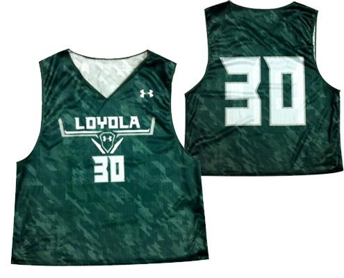 UA Ridley Custom Lacrosse Jersey and UA Ridley Custom Lacrosse Shorts