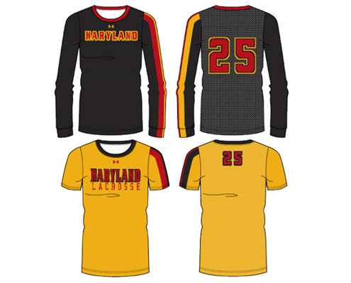 UA Armourfuse Double Threat Shooting Shirts- Long Sleeve and Short Sleeved