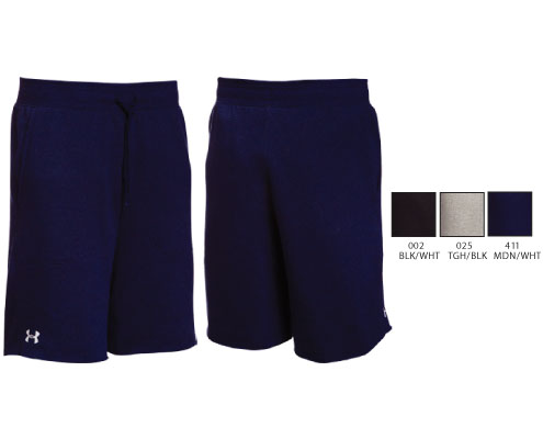 UA Hustle Fleece Short