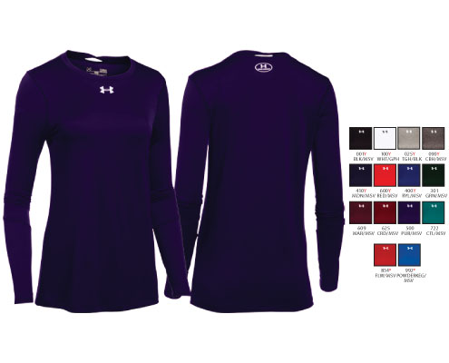 Under Armour Women's Locker T Longsleeve