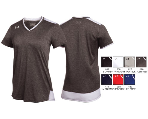 UA Women's Locker T Sporty Mesh