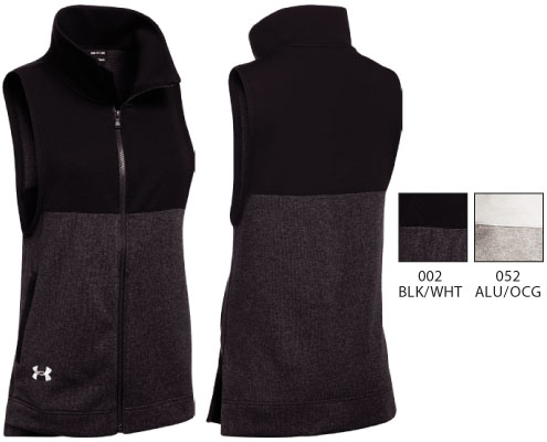 UA Women's Peak Performance Fleece Vest