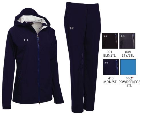 UA Women's Storm Jacket & Pant