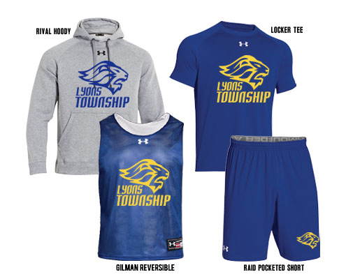 Men's UNDER ARMOUR Practice Packs