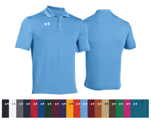 UA Team Armour Polo
