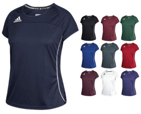 Adidas Women's Utility Cap Sleeve Jersey