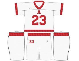 Wave One Men's NFHS Legal Sublimated Uniform #7