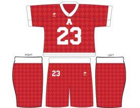 Wave One Men's NFHS Legal Sublimated Uniform #8