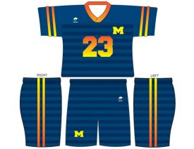 Wave One Men's Sublimated Uniform #10