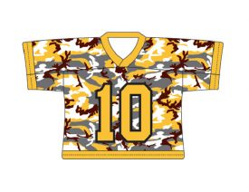 Wave One Men's Sublimated Uniform #2
