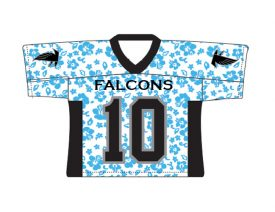 Wave One Men's Sublimated Uniform #3