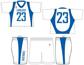 Wave One Men's Sublimated Uniform #5