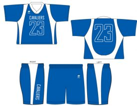 Wave One Men's Sublimated Uniform #6