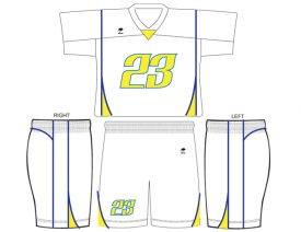 Wave One Men's Sublimated Uniform #7