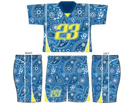 Wave One Men's Sublimated Uniform #8
