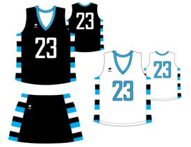 Wave One Women's Sublimated Uniform #6