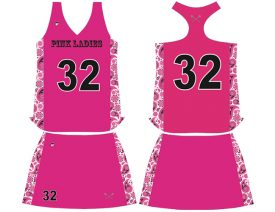 Wave One Women's NFHS Sublimated Uniform #2