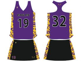 Wave One Women's NFHS Sublimated Uniform #3