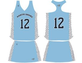 Wave One Women's NFHS Sublimated Uniform #4