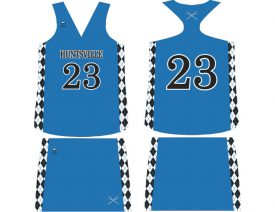 Wave One Women's NFHS Sublimated Uniform #5
