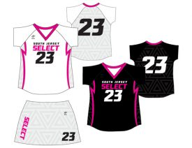 Wave One Women's Sublimated Uniform #11