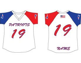 Wave One Women's Sublimated Uniform #3