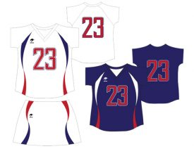 Wave One Women's Sublimated Uniform #5