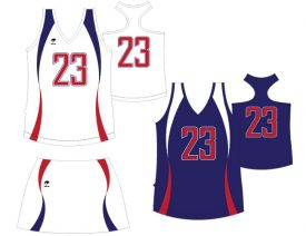 Wave One Women's Sublimated Uniform #7